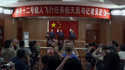 uzay istasyonu -  - Çin, uzaya göndereceği ilk taykonot ekibini belirledi
