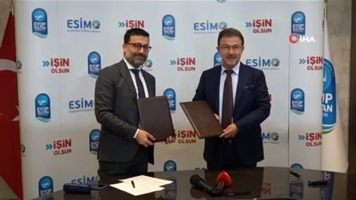 online -  Eyüpsultan'da istihdama yönelik önemli işbirliği anlaşması