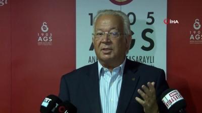 """teknik direktor - Galatasaray Başkan Adayı Hamamcıoğlu: """"Kendisinin sözleşmesi bitse de bizim ilk görüşmemiz Fatih Terim'le olacaktır"""""""