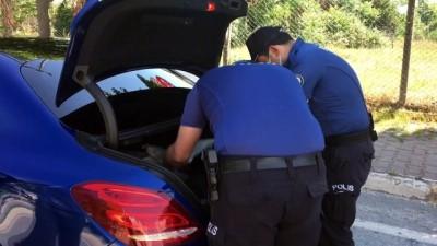 cocuk parki - İSTANBUL - Tuzla'da asayiş uygulamasında firari 45 şahıs yakalandı
