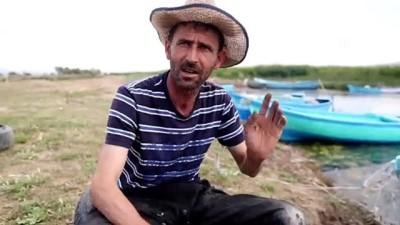 av yasagi - KONYA - Tatlı su balıkçıları 'vira bismillah' dedi