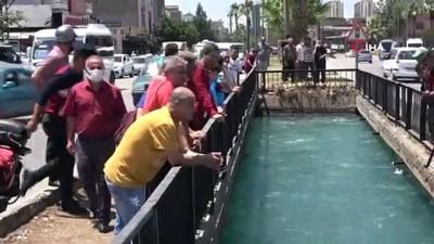 kiz arkadas -  Serinlemek için girdiği sulama kanalında kayboldu