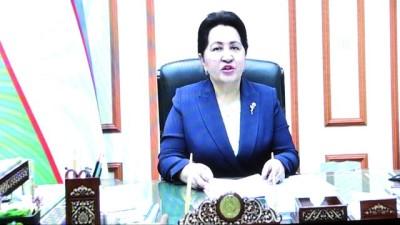 politika - TAŞKENT - Ekonomik İşbirliği Teşkilatı Yolsuzlukla Mücadele ve Ombudsmanlık Kurumları Başkanları Özbekistan'da toplandı