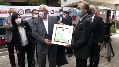 olimpiyat - Tokyo'da düzenlenecek olimpiyatlar öncesi spor camiası Başkent'te bir araya geldi