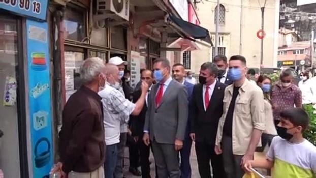 yurttas -  Türkiye Değişim Partisi Genel Başkanı Mustafa Sarıgül'den büyük kurultay açıklaması