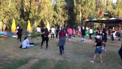 egzersiz - Adagöl'de eğlence ve spor bir arada