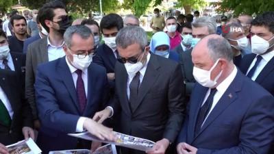 yikim calismalari -  AK Parti'li Ünal'ın Kahramanmaraş ziyareti