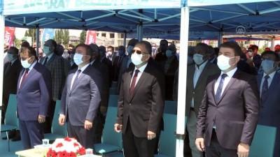 ingiltere - AKSARAY - AK Parti Genel Başkan Yardımcısı Özhaseki, Aksaray Bilim ve Gençlik Merkezi'nin açılış töreninde konuştu