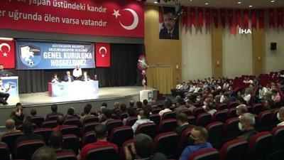 sampiyon - BB Erzurumspor'da Ömer Düzgün yeniden başkan seçildi
