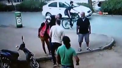 polis araci -  Binbir surat hırsızlık şüphelisi polisler tarafından böyle yakalandı