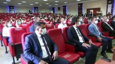 agri merkez -  Diyarbakır'da Mesleki Yeterlilik Belgelendirme Merkezinin açılışı yapıldı