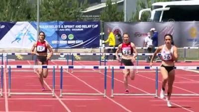 dunya sampiyonasi - ERZURUM -Milli atlet Ramil Guliyev, gözünü Tokyo Olimpiyatları'nda madalyaya dikti