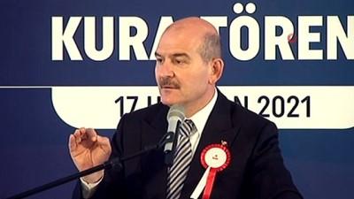 kokain -  İçişleri Bakanı Süleyman Soylu, 'Mersin'de dün 1 ton 300 kilo kokain ele geçirildi. Tarihimizin en yüksek kokain yakalamasıdır bu'