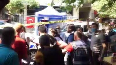 ticari taksi -  İzmir'deki saldırı öncesi şüphelinin görüntüleri ortaya çıktı