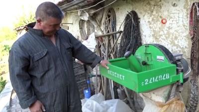 dogal urun -  Kütahyalı besici hayvan yemini kendisi üretiyor