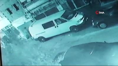 kiz arkadas -  Maltepe'de sahte 150 dolar cinayeti kamerada