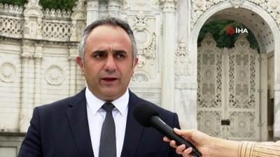 goreme -  Milli Saraylar Müzecilik ve Tanıtım Başkanı Adnan Gayhan'ndan kayıp vazo iddialarına açıklama