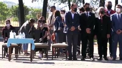 siyasi partiler - MUĞLA - Silahlı saldırıda şehit olan polis için tören düzenlendi