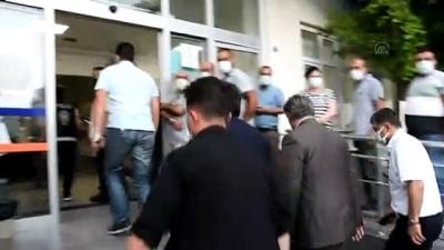yazili aciklama - MUĞLA - Şüphelileri takip eden ekibe silahlı saldırıda 1 polis şehit oldu