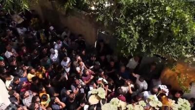 yazili aciklama - NABLUS - İsrail askerlerince açılan ateş sonucu yaşamını yitiren Filistinli çocuk son yolculuğuna uğurlandı