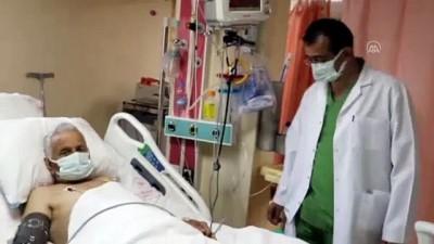 prostat kanseri - RİZE - 88 yaşındaki hasta 'başparmak anjiyografi' operasyonuyla sağlığına kavuştu Videosu