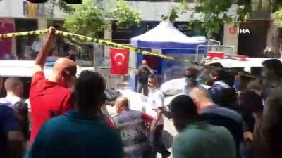 polis araci -  Saldırgan, saldırı öncesi keşif yapmış