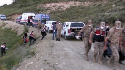 cenaze araci - AĞRI - Bir kişi baraj kenarında ölü bulundu