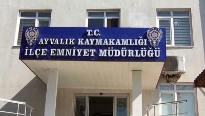 gocmen kacakciligi - BALIKESİR - Botla Yunanistan'a kaçmaya çalışan 7 FETÖ üyesi yakalandı
