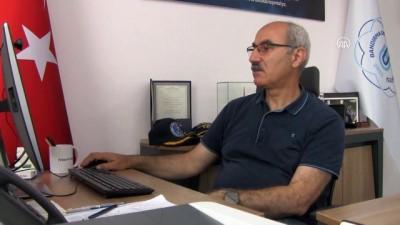 kimya - BALIKESİR  - Prof. Dr. Mustafa Sarı, Marmara Denizi'ndeki müsilajın deniz canlılarına verdiği zararı değerlendirdi