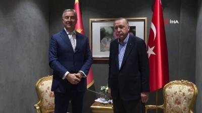 kano -  Cumhurbaşkanı Erdoğan, Karadağ Cumhurbaşkanı Milo Cukanoviç'le görüştü Videosu