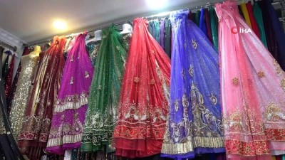 kadin girisimci -  Düğünlerin başlaması yöresel kıyafetlere ilgiyi arttırdı