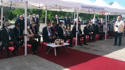 siyasi parti - Edirne'nin en büyük spor kompleksi açıldı