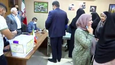 iranlilar - ERBİL - Yurtdışındaki İranlılar, 13. Cumhurbaşkanlığı Seçimleri için oy kullandı