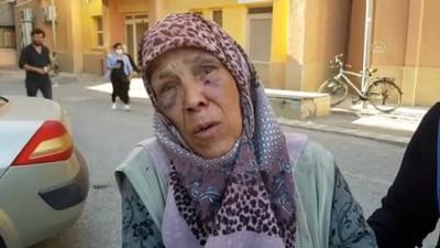 polis araci - ERZİNCAN - Evinde darbettiği kadının para ve ziynet eşyasını gasbettiği iddia edilen zanlı yakalandı