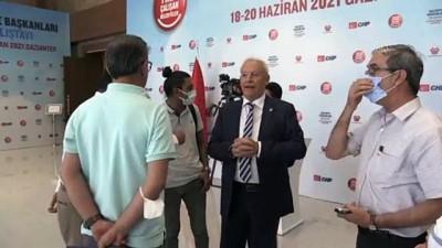 yol haritasi - GAZİANTEP - CHP Genel Başkan Yardımcısı Seyit Torun basın toplantısı düzenledi