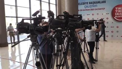 siyasi partiler - GAZİANTEP - CHP Sözcüsü Faik Öztrak, gündemi değerlendirdi