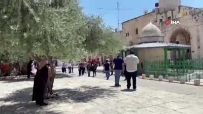 mermi -  - İsrail polisinden Filistinlilere müdahale