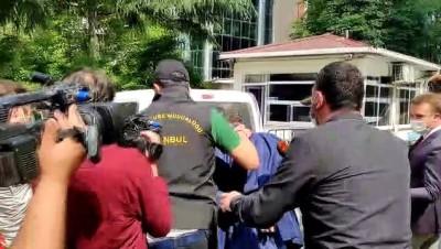 mermi - İSTANBUL - Kayıp kişinin cesedinin kuyuda bulunmasına ilişkin gözaltına alınan 4 zanlı adliyeye sevk edildi