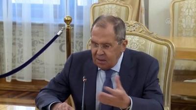 avro - MOSKOVA - Rusya Dışişleri Bakanı Lavrov, Belarus Dışişleri Bakanı Makey ile görüştü