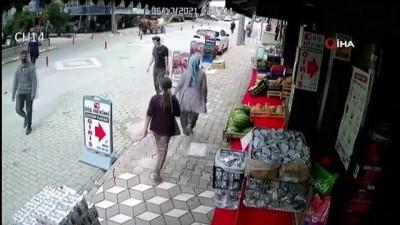 yasli adam -  Sakarya'da akıllara durgunluk veren kaza