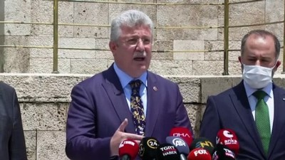 kanun teklifi - TBMM - Akbaşoğlu: 'Stajyer hakim ve avukatların Anayasa Mahkemesi'nde staj yapabilme imkanını getiriyoruz'