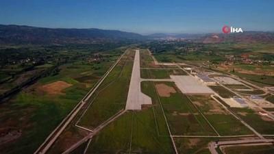 uzunlu -  Tokat'ta 520 milyonluk dev yatırım böyle görüntülendi