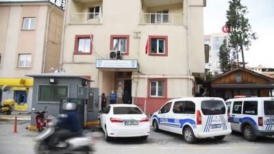 polis araci -  Türkiye'yi yasa boğan Ecrin bebeğin üvey babası sahte kimlikle yakalandı