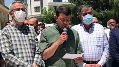 muebbet hapis - VAN - Mısır'da verilen idam kararları kınandı