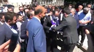 """politika -  Yeniden Refah Partisi Genel Başkanı Fatih Erbakan: """"Sinop'un kalbimizde yeri farklıdır"""""""