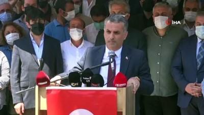 siyasi partiler -  Yomra Belediye Başkanı Bıyık ilçesinin isminin olaylarla gündeme gelmesinden rahatsız