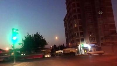 silahli kavga - Adana'da iki silahlı kavga şüphelisinden biri kovalamaca sonucu yakalandı.