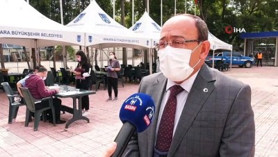 zabita memuru -  Ankara Büyükşehir Belediyesi'nin 250 zabıta memur alımına yoğun ilgi