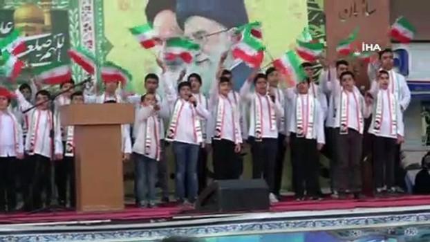 iranlilar -  - İranlılar, Reisi'nin seçim zaferini kutluyor
