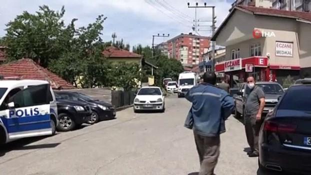 yasli adam -  Kamyonetin çarptığı yaşlı adam yaralandı